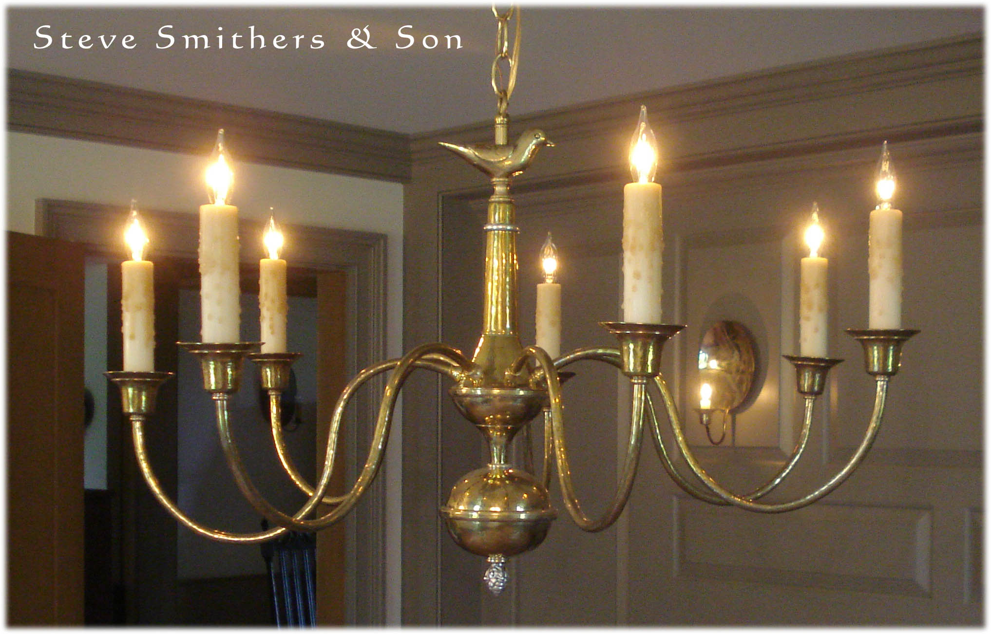 Handmade brass sconces chandeliers lamps lanterns mozeypictures Gallery